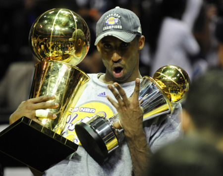 kobe-bryant-four-nba-titles