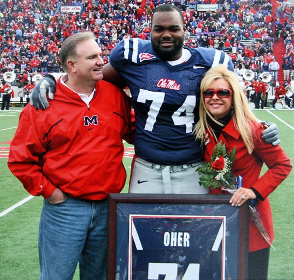 Michael Oher the Blind Side Movie