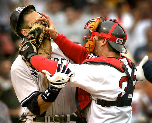 The 13 most memorable inidual altercations in sports part one