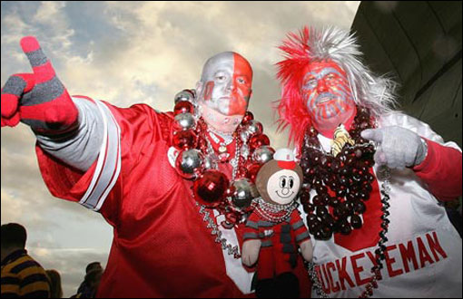 Nissan Columbus Ohio >> Conversation with a Buckeye: The biggest Ohio State fan I ...