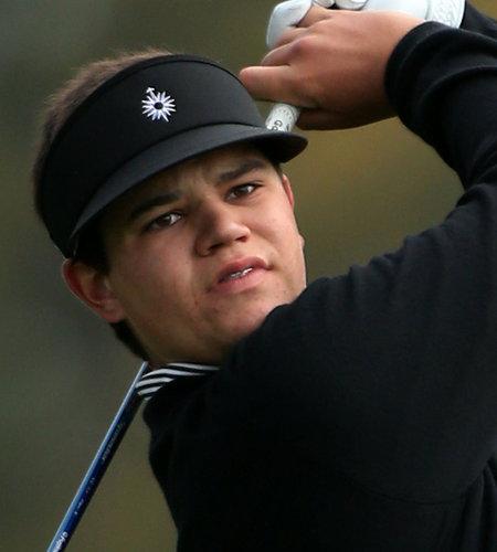 Hossler 17 US Open Beau Hossler knows Golf