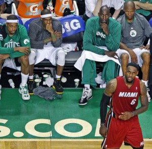 LeBron Celtics 300x294 How the Eastern Conference Finals were lost and looking ahead