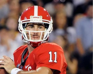 aaronmurray georgiabulldogs 300x241 Bulldogs have to avoid overlooking Volunteers