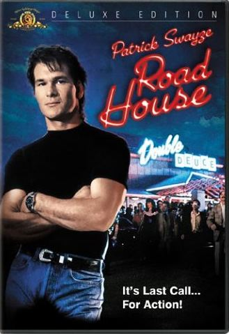 Roadhouse movie poster Derek Jeter, Ray Lewis, bar brawls and Band Aids: How the aging process affects us all