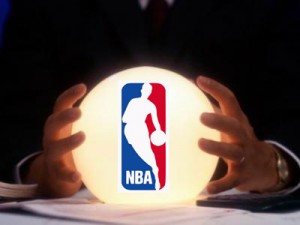 NBA Crystal Ball