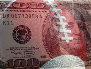 football money The perils of wagering with a small time bookie