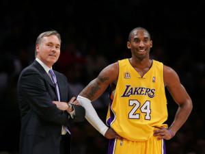 Mike DAntoni and Kobe