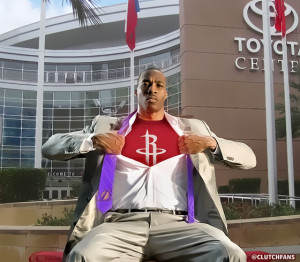 Dwight Houston Rockets jersey