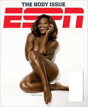 Serena Williams body issue