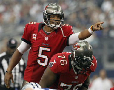 Josh Freeman points
