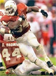 Ricky Williams Texas
