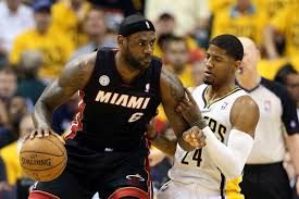 LeBron Paul George