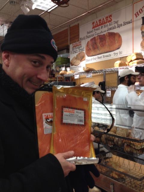 7 - Smoked salmon