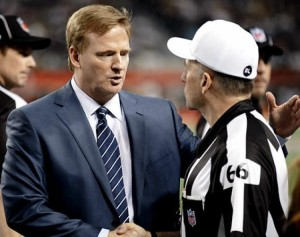 Goodell referee