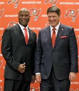 Jason Licht, Lovie Smith