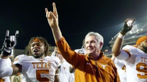 Mack Brown says goodbye