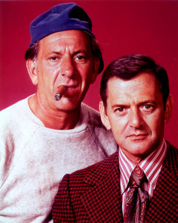 Odd Couple TV shot