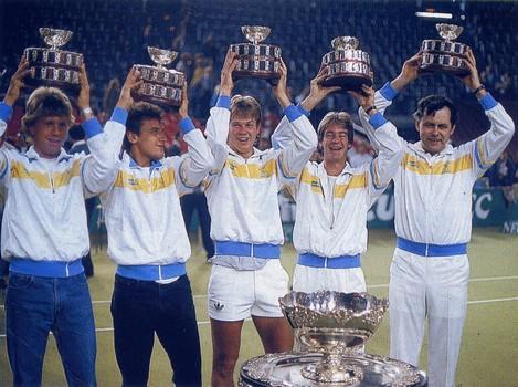 davis cup sweden