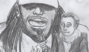 Erin Andrews Richard Sherman courtesy of new school mag