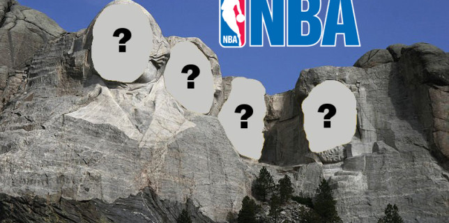 NBA Mount Rushmore