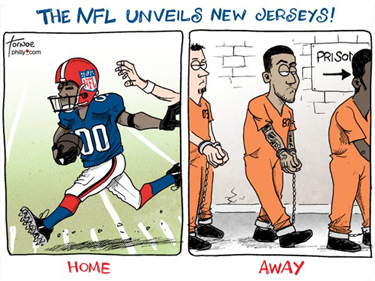 nfl arrests cartoon 2