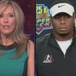 Enlightening moments in sports interview history, Vol. 1: Linda Cohn and Ken Griffey, Jr.