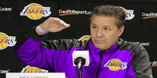 Calipari Lakers