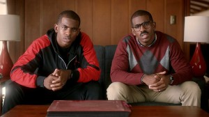 Cliff and Chris Paul