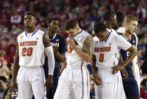 Florida loses to UConn