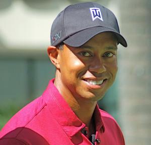 Tiger smirk
