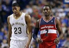 john wall anthony davis