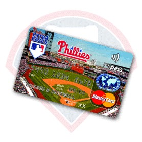phillies credit card