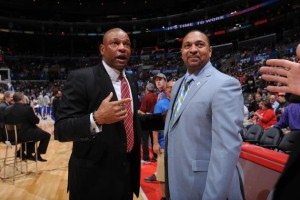 Doc Rivers and Mark Jackson
