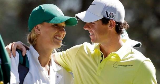 Rory and Wozniacki