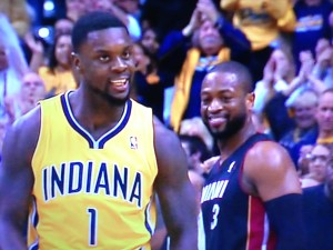 Wade and Lance