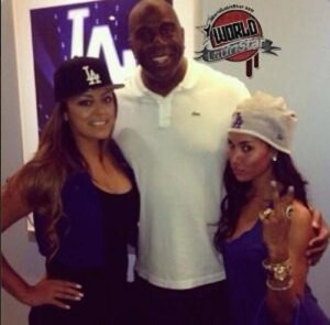 magic and stiviano
