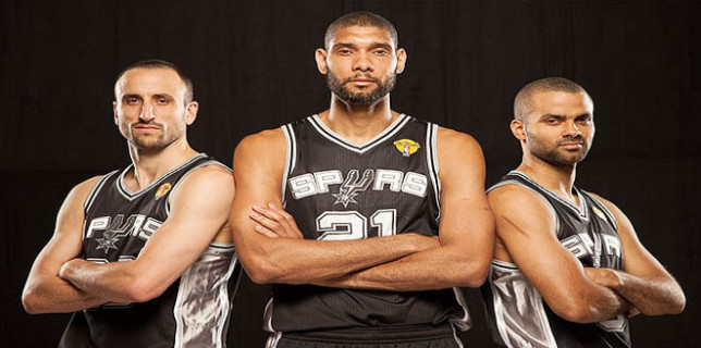 spurs big three