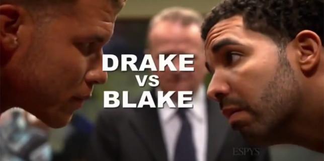 Drake vs Blake