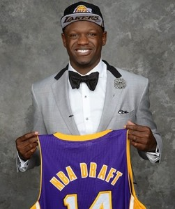 Julius Randle Lakers draft pick