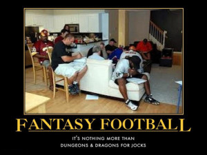 fantasy football meme