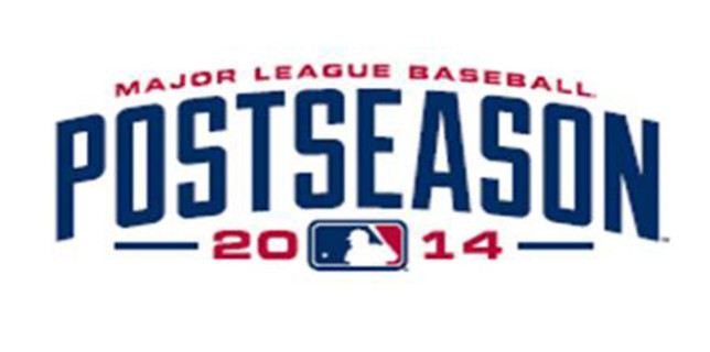 major league baseball postseason 2014