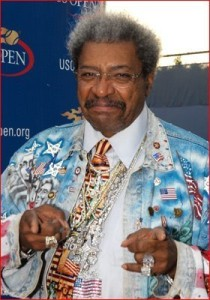 Don King nice jacket