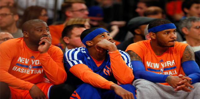 Knicks bad