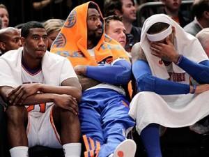 Knicks stink