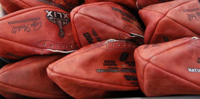 deflated footballs