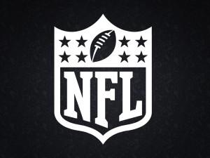 NFL logo BW