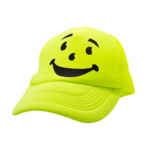 lototees-smiley-face-smily-cute-cool-ade-aid-drink-monster-yellow-neon-hat-highlighter-neon-baseball-cap-trucker-hats-500