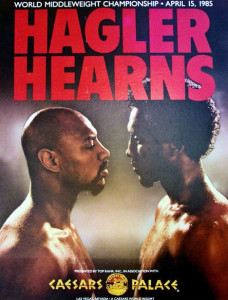 Hagler Hearns