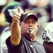Chip Kelly thumbs up on racism
