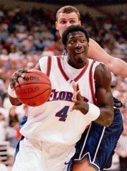 Donnell Harvey at Florida